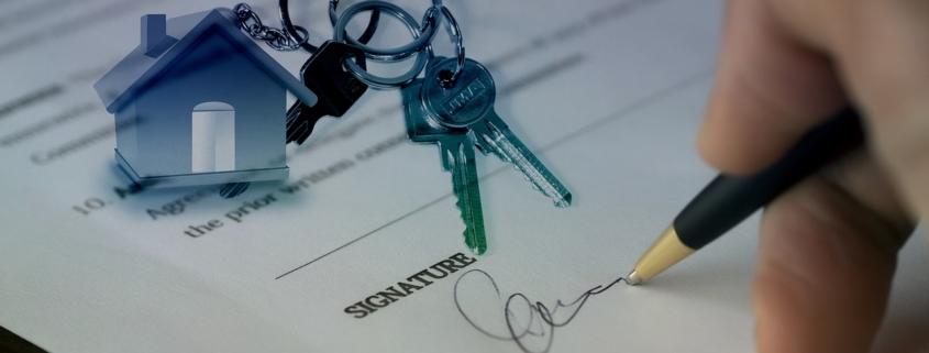 Unterschrift Kauf