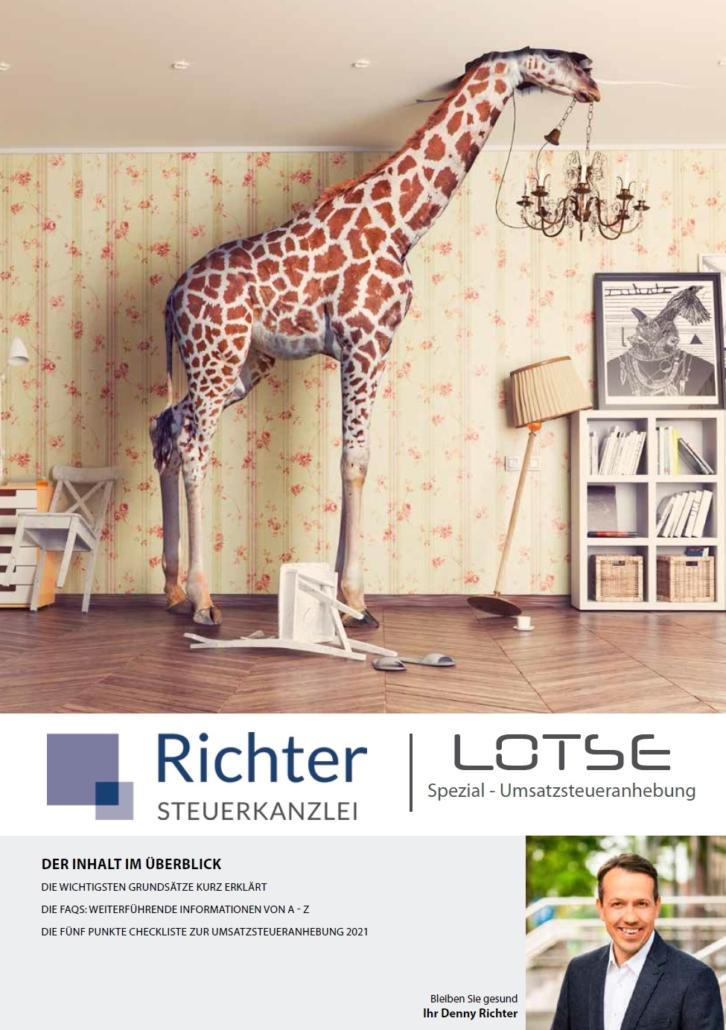 Cover Lotse Umsatzsteuer